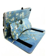 Used Fintie 360° Rotating Adjustable Stand Case for iPad 2,3,4 - Blossom... - $12.82