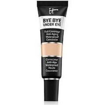 It Cosmetics Bye Bye Undereye Concealer- Light Natural Full Size .4oz.  - $14.99