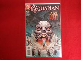 Aquaman #5 (Jun 2003, DC) NM Comic Book  - $6.13