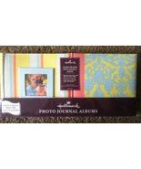 "Hallmark Photo Journal Albums - Set of 2 4""x6"" Albums - $33.65"