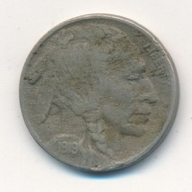 1919-D BUFFALO NICKEL-SEMI KEY DATE-NICE CIRCULATED NICKEL-FULL DATE-SHI... - $49.95