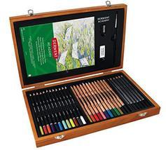 Derwent Academy 2300147 Colouring Pencils and Graphite Pencils Art Suppl... - $42.99