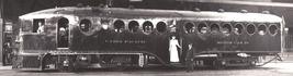 Funaro & Camerlengo HO Mckeen 55' Motor Car ONE PIECE BODY,non-powered kit 703 image 2