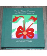 The 12 Days of Christmas Pop-Up Book Sabuta Signed Dated 2007 - $37.05