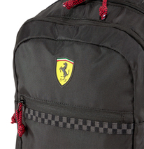 Puma Scuderia Ferrari Fanwear Bag Laptop Sleeve Sports Car Zipper Backpack image 9