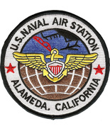 US Navy Alameda Naval Air Station California Patch - $9.99