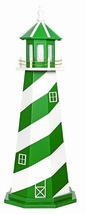 NEW YORK JETS LIGHTHOUSE - NY NJ Football Green & White Working Light AM... - $201.93+