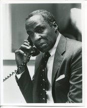 Robert Guillaume Press Photo Movie TV On Phone Unknown Benson - $5.99