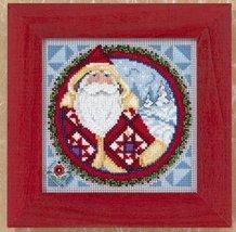 Kris Kringle Kit 2009 cross stitch kit Jim Shore - $13.95