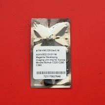 A0XV0ED  Magenta Developing unit chip for Konica Minolta Bizhub C220 C280 C360 - $24.99