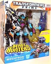 Transformers Prime Beast Hunters Megatron Tartarex Warp Sword Figure - $79.93