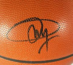 JOEL EMBIID / PHILADELPHIA 76ERS / AUTOGRAPHED FULL SIZE NBA BASKETBALL / COA image 2