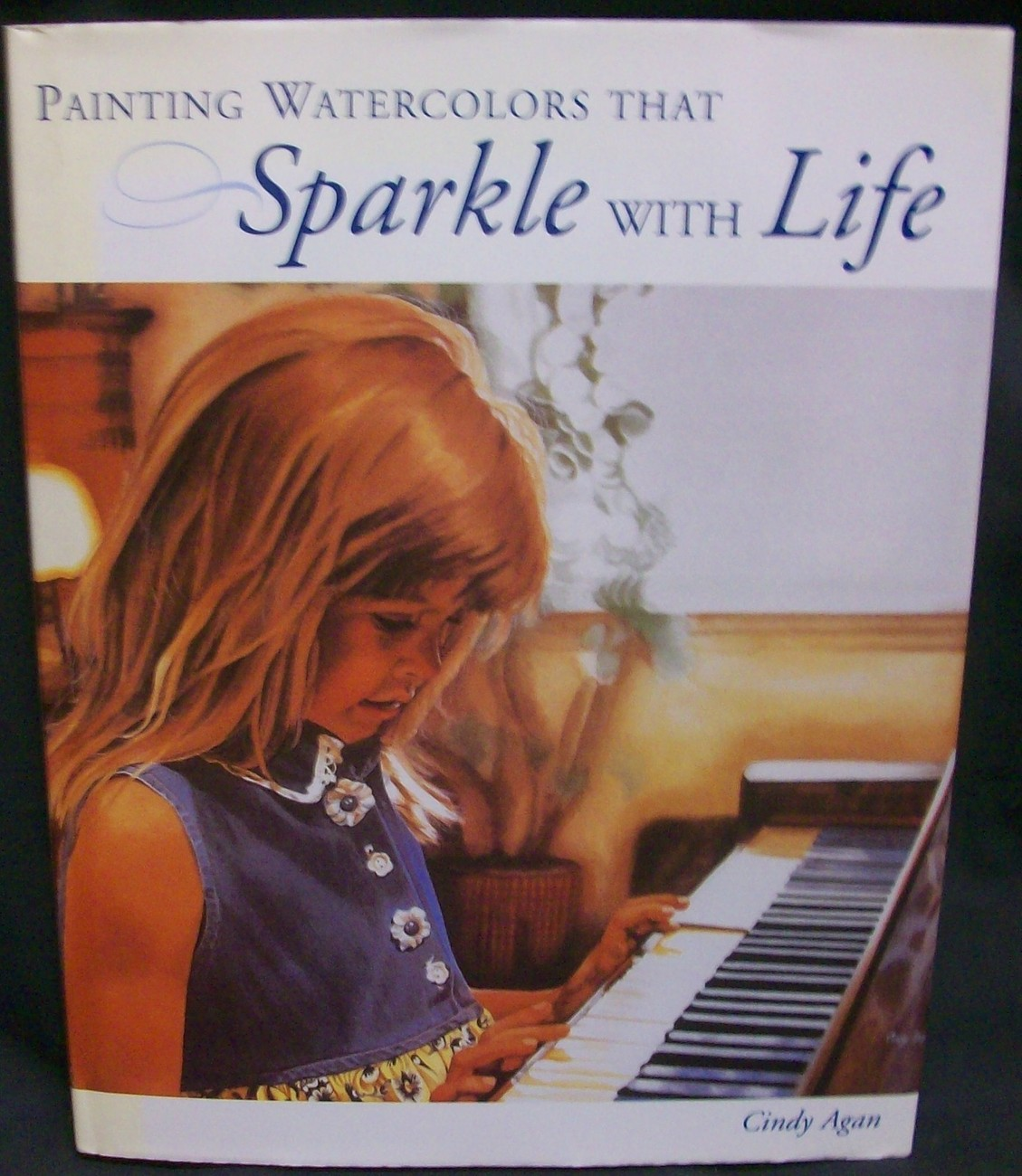 Painting Watercolors that Sparkle with Life