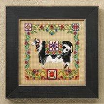 Clarissa Cow farm animals cross stitch kit Jim Shore - $13.95