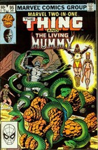 Marvel Two-In-One #95 The Thing and The Living Mummy [Comic]  - $9.99