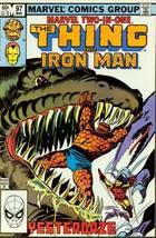 Marvel Two-In-One #97 The Thing and Iron Man [Comic]   - $9.99