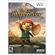 The Tale of Despereaux - Nintendo Wii - $28.84