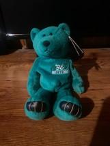 Limited Treasures Premium Pro Bears Ny Jets #16VINNY Testaverde B EAN Ie Bear - $5.00