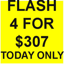 SPECIAL FLASH SALE!!! ANY 4 FOR $307 ONE DAY ONLY BEST OFFER DEAL MAGICK  - Freebie