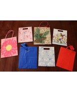 Lot of 7, Brand New! Medium Size Gift Bags (Hallmark, American Greetings... - $7.95