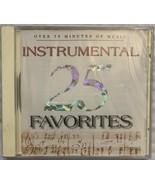 25 Instrumental Favorites (Audio CD, Brand New) - $25.00
