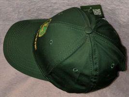 John Deere LP16930 Green Adjustable BaseBall Cap With Leaping Deer Logo image 6