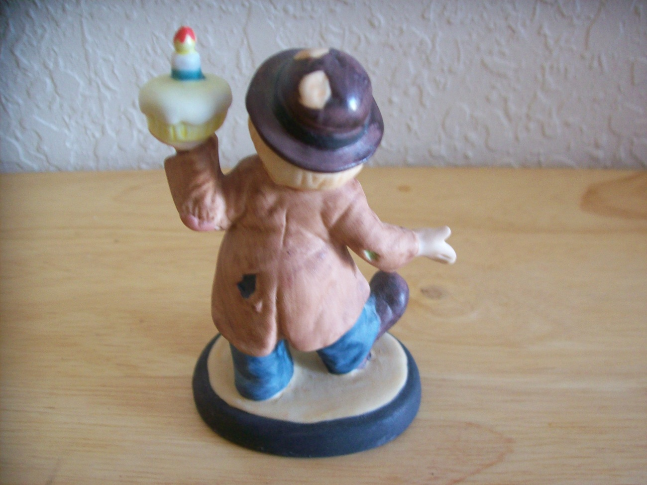 "1997 Little Emmett ""Happy Birthday"" Figurine"