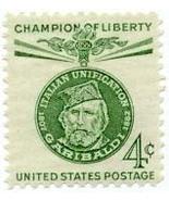 1960 4c General Guiseppe Garibaldi, Kingdom of Italy Scott 1168 Mint F/V... - $0.99