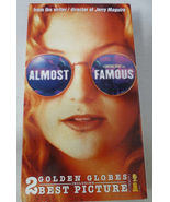 Almost Famous (VHS, 2001) - $3.50