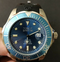 Invicta Pro Diver #17575 47MM Blue Dial NH35A Automatic - $224.99