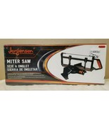 NEW Jorgensen #64005 Precision Miter Saw - $58.15