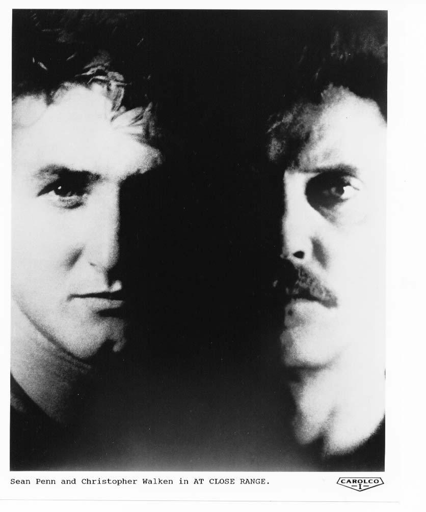 2 At Close Range Sean Penn Christopher Walken Mary Stuart Masterson Press Photos