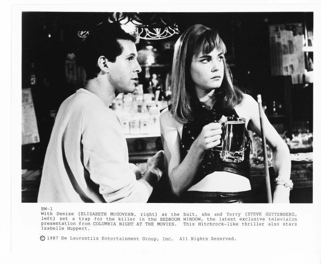 2 Bedroom Window Steve Guttenberg Elizabeth McGovern Press Photos Movie