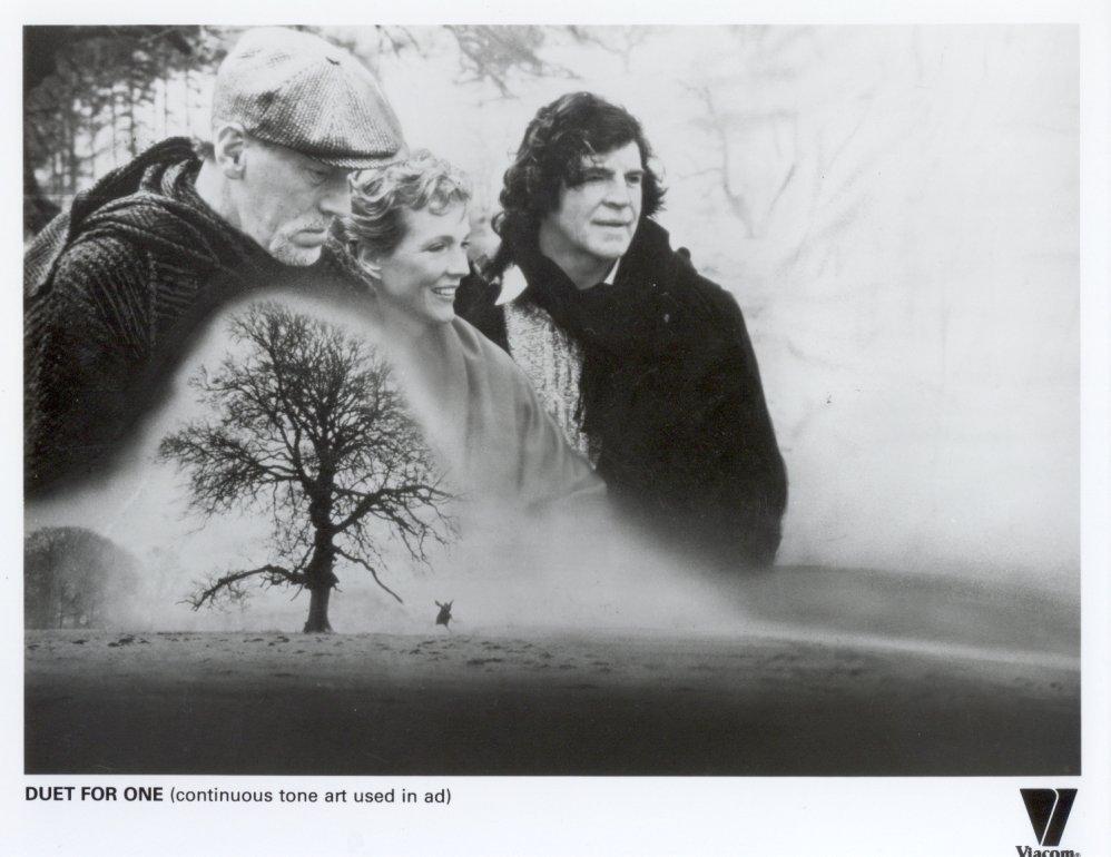 4 Duet for One Julie Andrews Alan Bates Max Von Sydow Press Photos Movie
