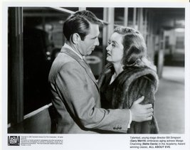 All About Eve Bette Davis Gary Merrill Press Photo Movie Still Publicity - $6.99