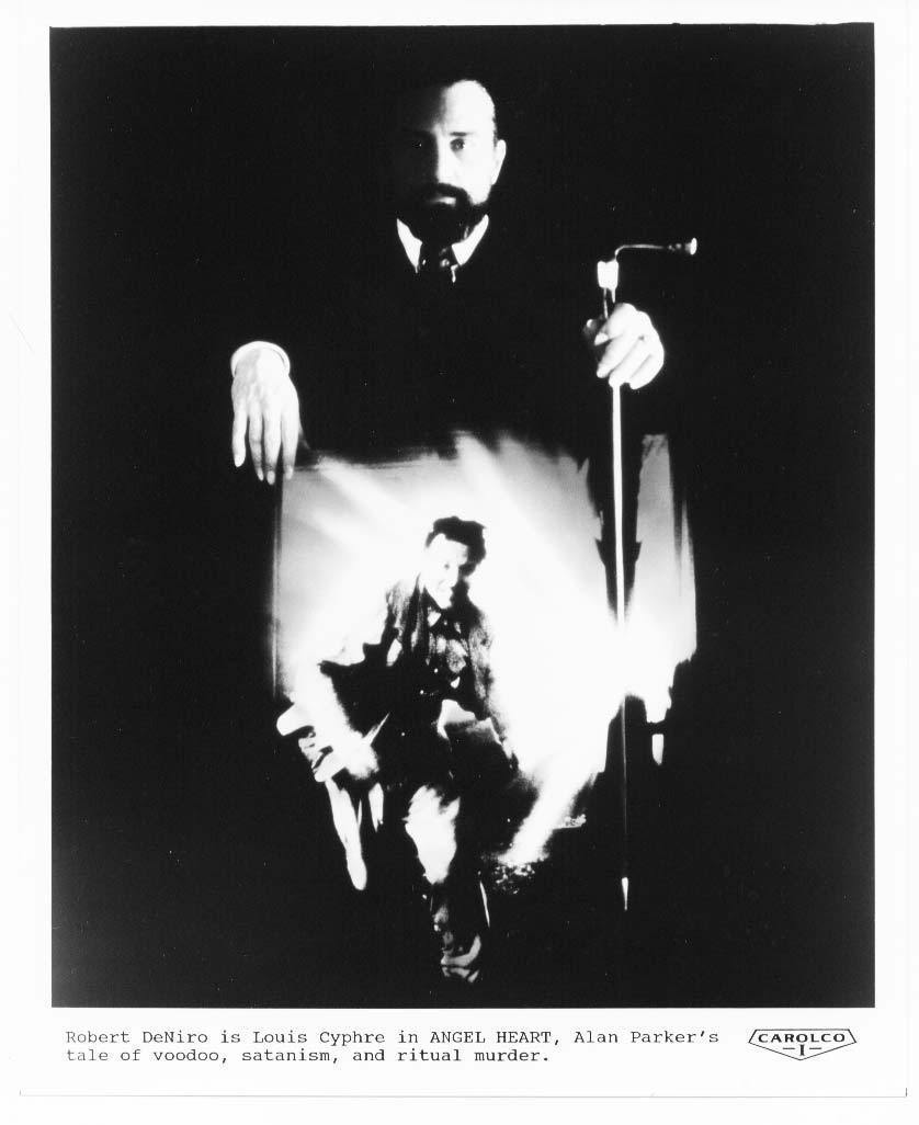 Angel Heart Robert DeNiro Occult Press Photo #2 Movie Still Publicity