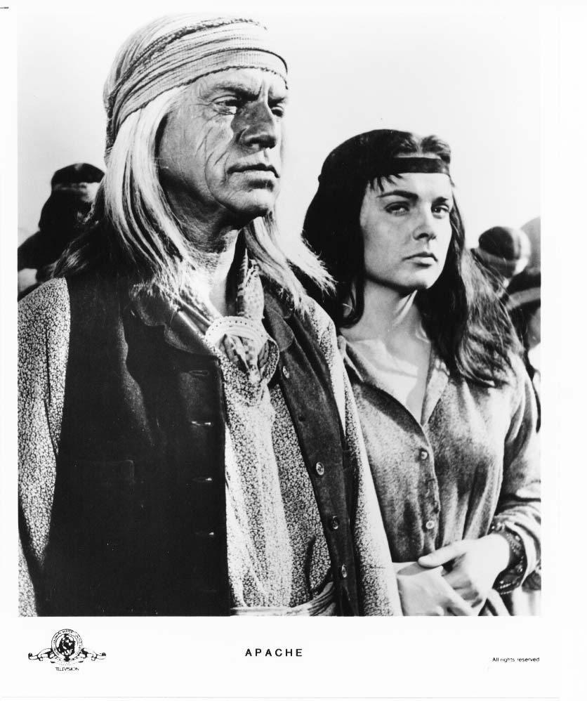 Apache Jean Peters Press Photo Movie Still Publicity