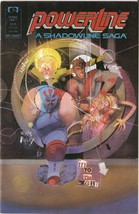 PowerLine: A Shadowline Saga, Vol. 1 (May, 1988) [Comic] by D.G. Chiches... - $7.99