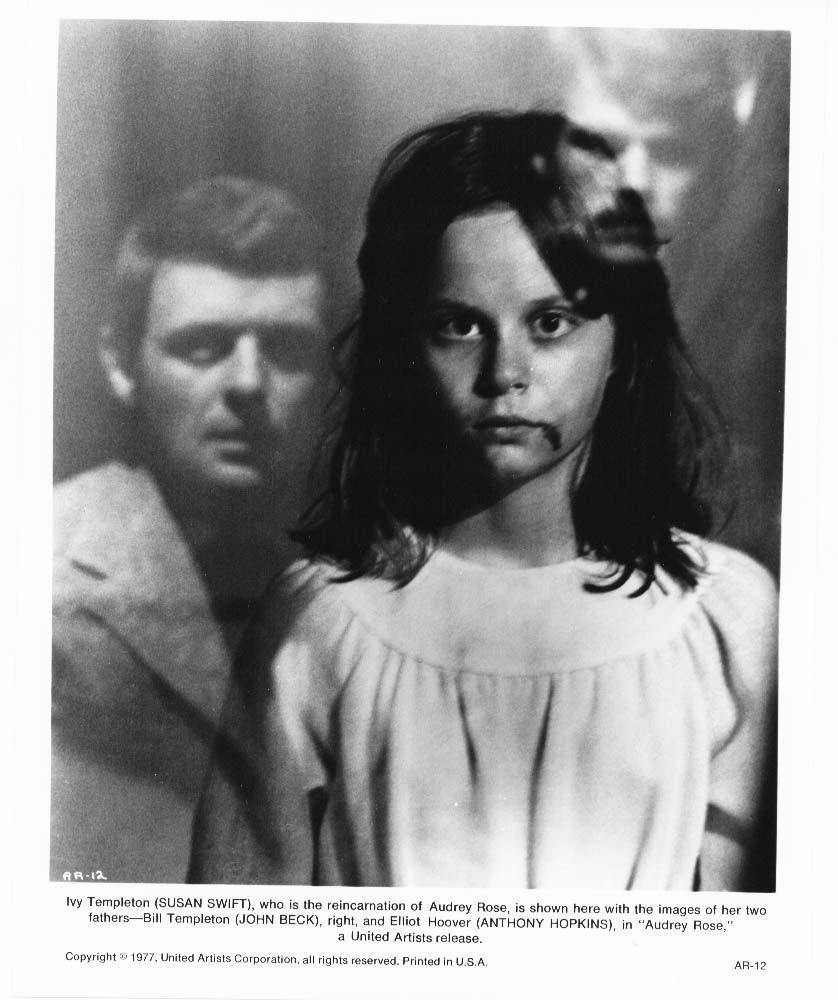 Audrey Rose Susan Swift Anthony Hopkins Theatrical Press Photo Movie Still