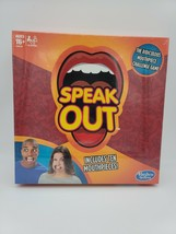 Hasbro C2018079 Speak Out Board Game with 10 Mouthpieces - $13.99