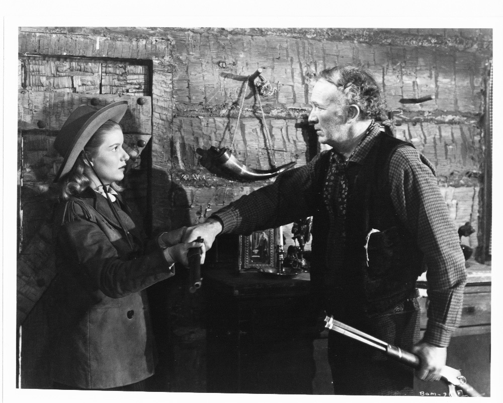 Blood on the Moon Barbara Bel Geddes Tom Tully  Press Photo Movie Still