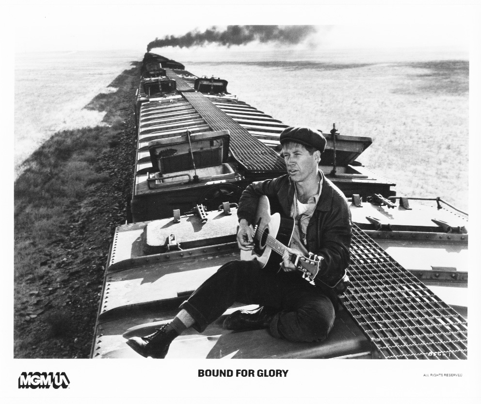 Bound for Glory David Carradine Press Photo Movie Still