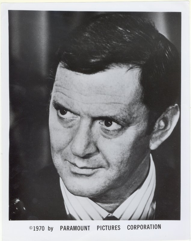 1970 Odd Couple Tony Randall Press Publicity Photo Movie TV Show Paramount