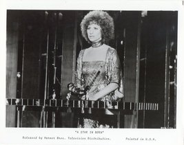 1976 A Star is Born Press Publicity Photo Barbara Streisand Movie - $5.98