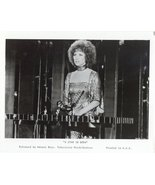 1976 A Star is Born Press Publicity Photo Barbara Streisand Movie - $5.98