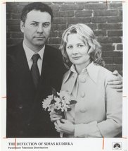 1978 Defection of Simas Kudirka Press Photo Alan Arkin Shirley Knight TV... - $5.98
