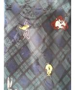 Looney Tunes Mania Tie Taz Daffy Sylvester Tweety & Bugs Necktie Novelty... - $3.50