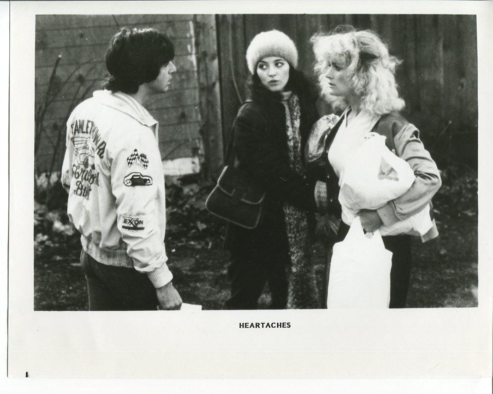 2 Heartaches Press Photos Annie Potts Robert Carradine Margot Kidder Movie 1981