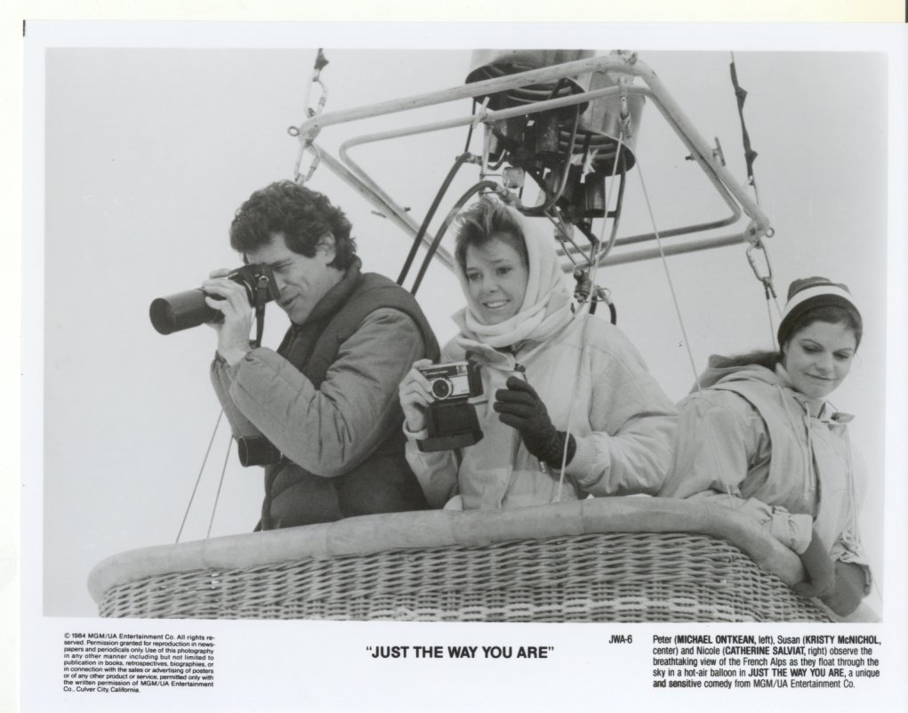 2 Just the Way You Are Kristy McNichol Roberrt Carradine Theatrical Press Photo