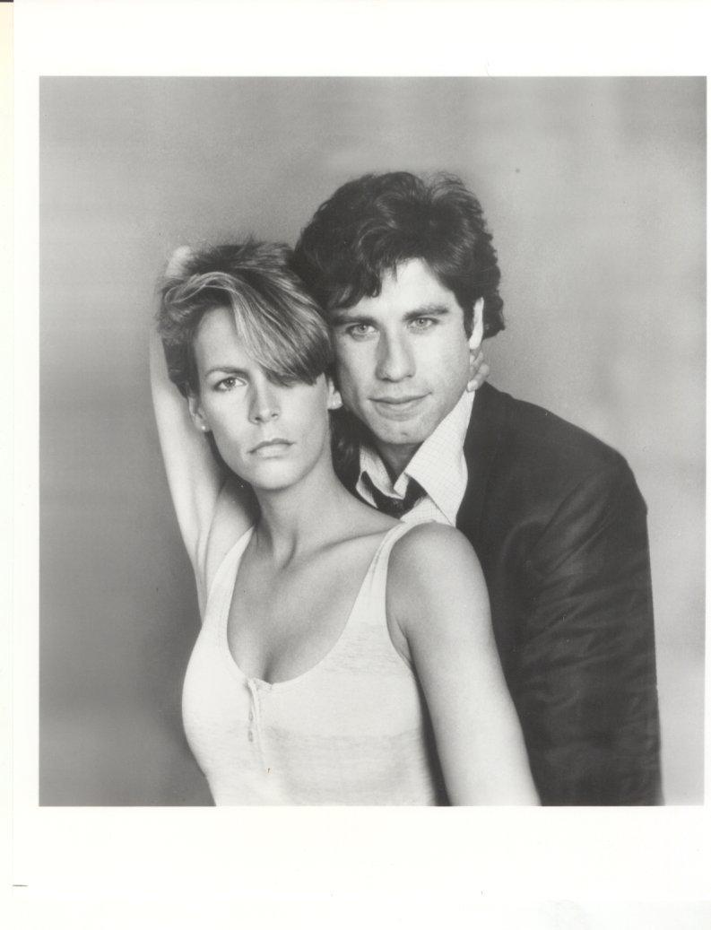 2 Perfect Jamie Lee Curtis John Travolta Press Promo Publicity Photo Movie